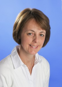Ordinationsassistentin Irene Kupfner