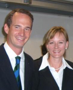 Dr. Elisabeth und Dr. Anton Schrey